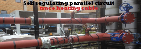 Self Regulating Trace Heating Cable