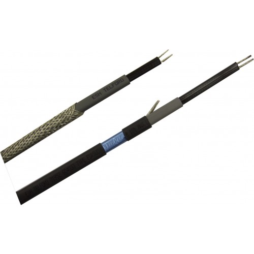 Self Regulating Heating Cable : Self regulating trace heating cable