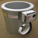 Type MC2000 - Metal Clad Drum Heater